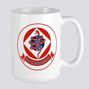 VFA 102 Diamondbacks Large Mug